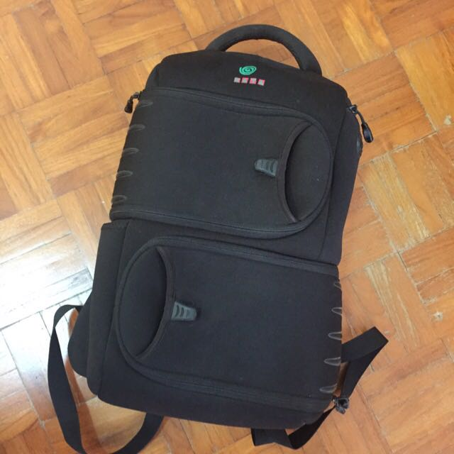 Kata Sensitivity V Camera + Laptop backpack