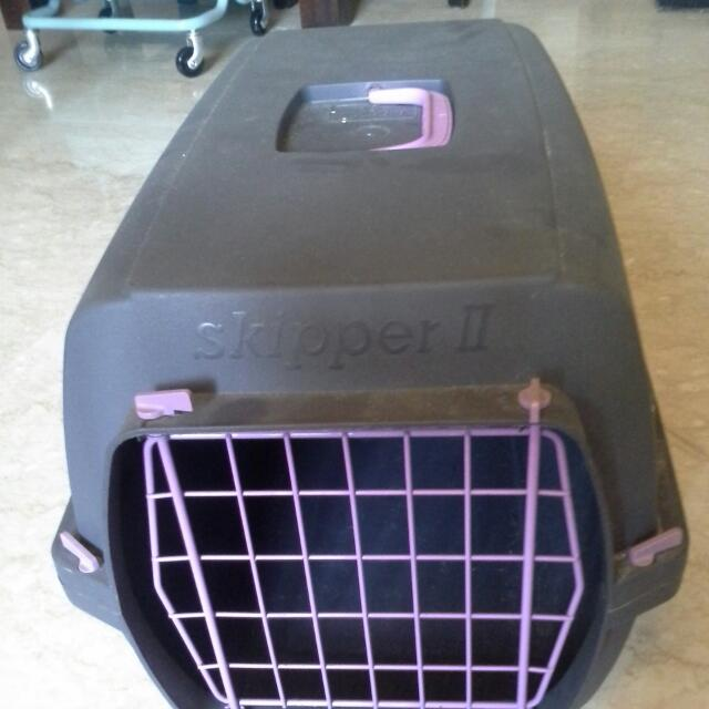 bbf4d16106 Marchioro Skipper II Pet Carrier For Sale, Pet Supplies on Carousell