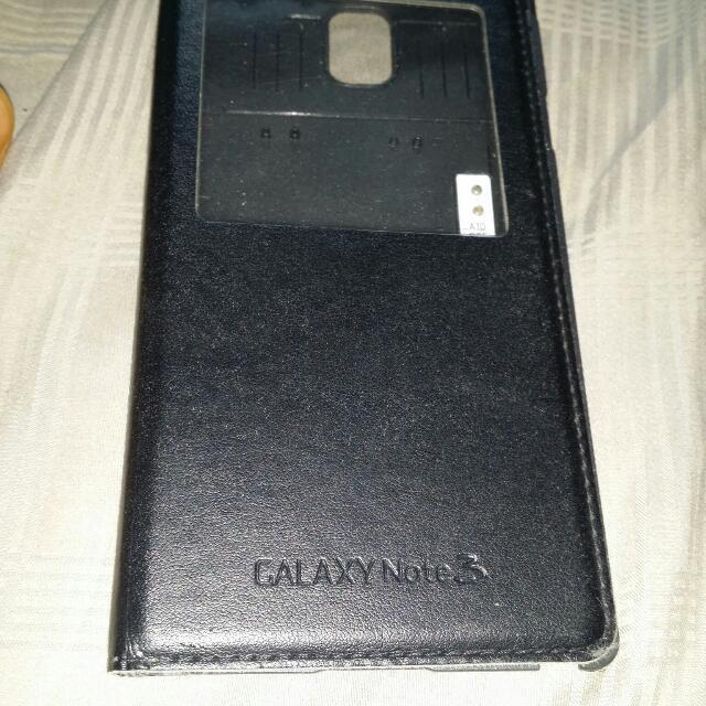 Samsung Galaxy Note 3 Flip Cover Case