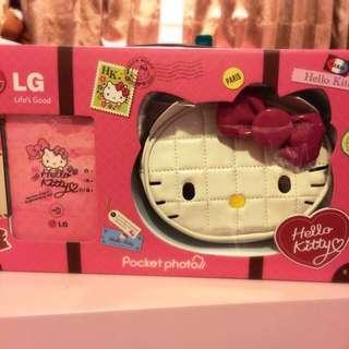 LG Pocket photo 3.0口袋相印機第三代(Hello Kitty 限量版)(PD239SP)
