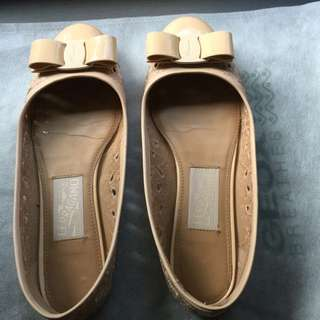 Ferragamo Flats For Sale