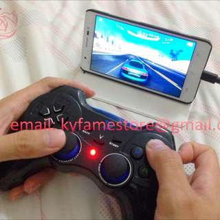 VTEC Android, Pc, PS3 Game Pad