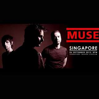 2 MUSE TICKETS FOR SALE