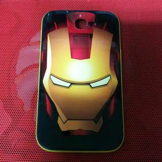 Note II Iron Man Case/Cover