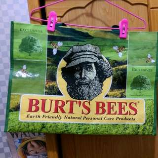 Burt's Bees 環保購物袋