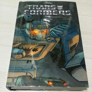 TRANSFORMERS PREMIER COLLECTION VOLUME 2