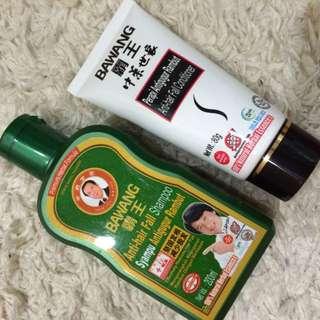 BA WANG Anti-hair Fall Shampoo & Conditioner Set