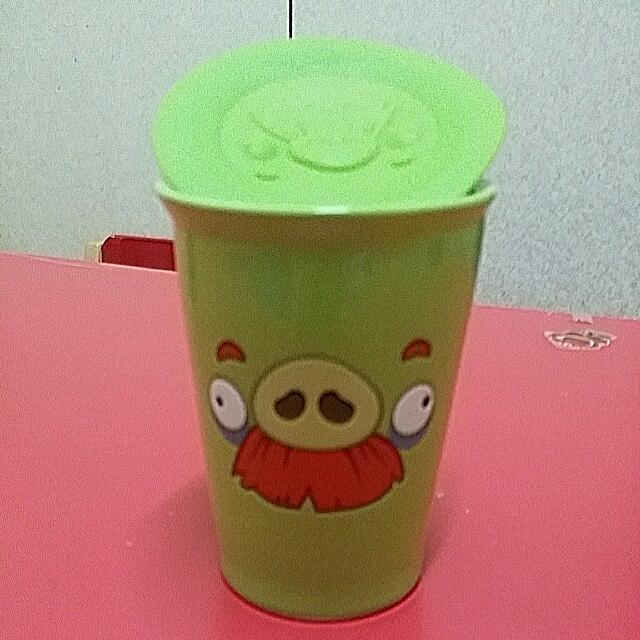 憤怒鳥系列,豬老爺(綠)馬克杯