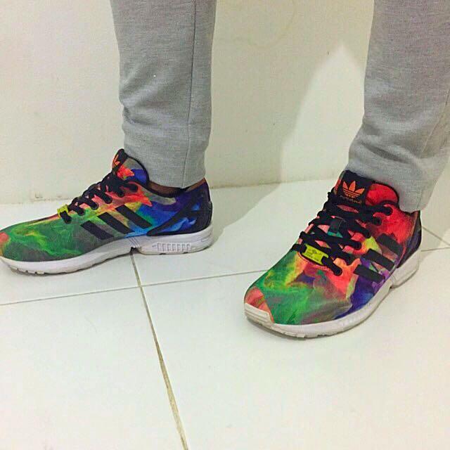 Adidas Zx Flux Rainbow/multicolour
