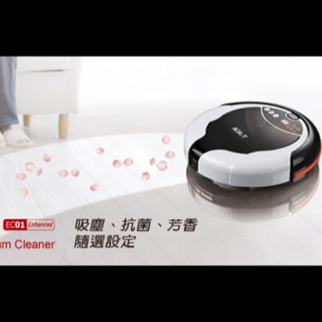 EC01 Enhanced 智慧型掃地機器人