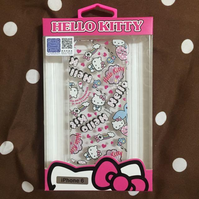 Hello Kitty手機殼I6