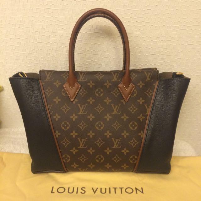 Louis Vuitton W PM小號 小牛皮手袋(全新)