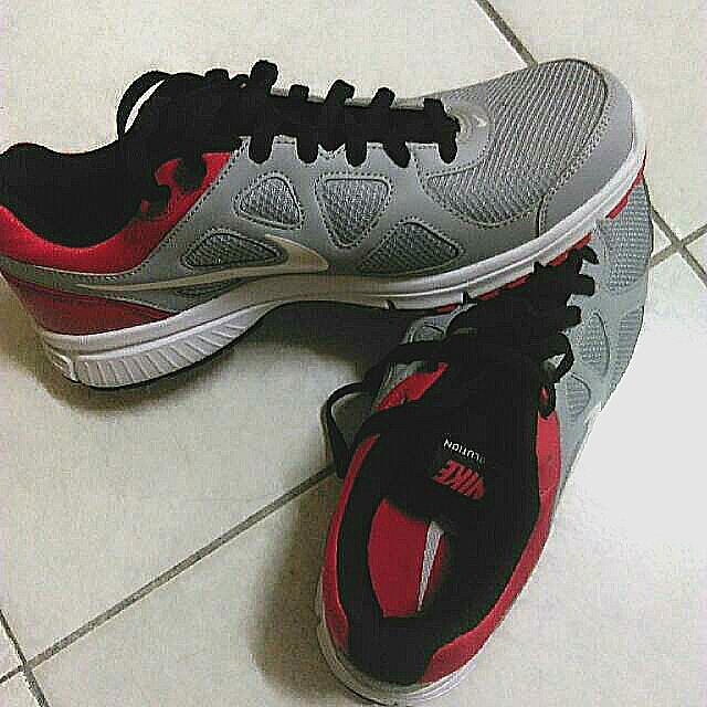 Nike運動慢跑鞋😁