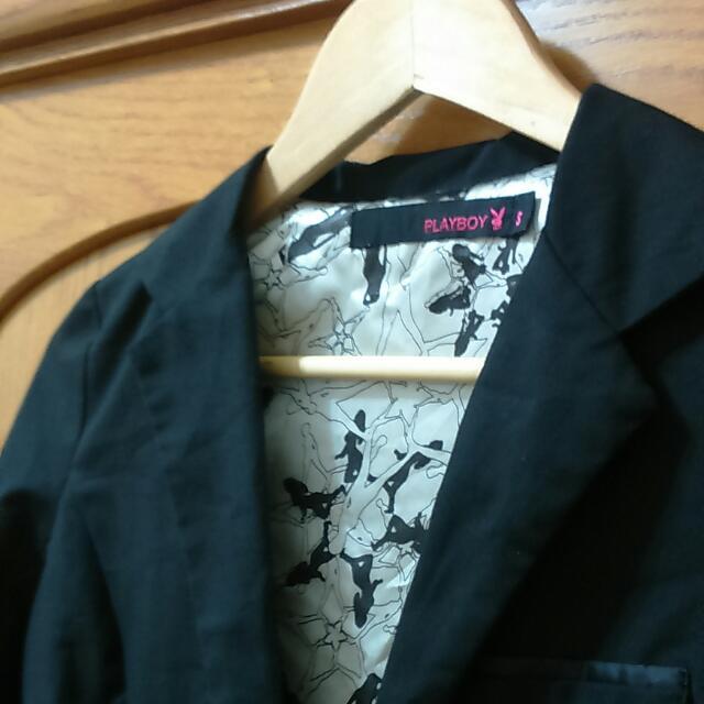 免運費😍 Playboy西裝外套
