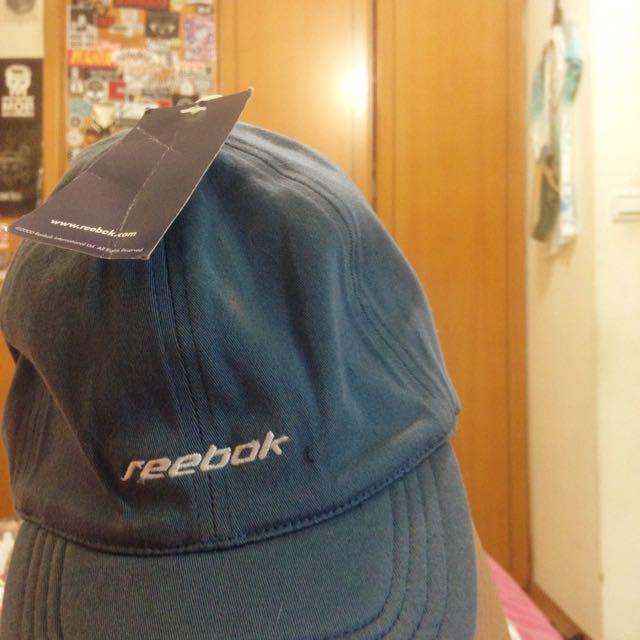 (保留)Reebok運動帽
