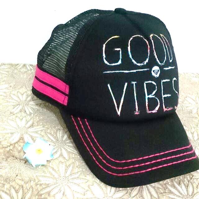 ROXY設計款帽