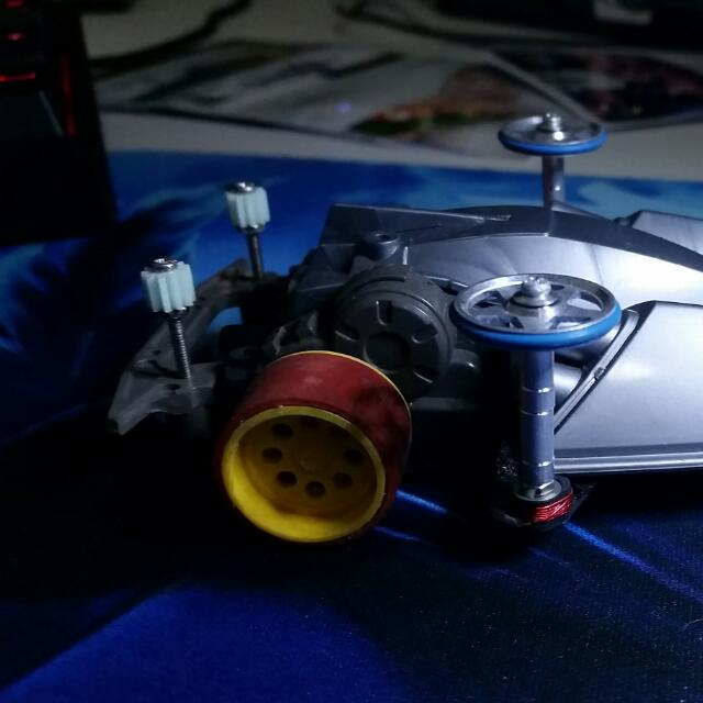 Tamiya Mini 4wd Pinoy Setup