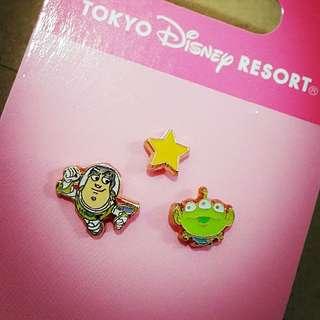 迪士尼玩具總動員耳環