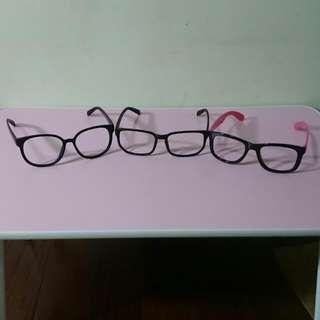 🚚 假眼鏡(三隻合賣)