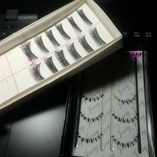 假睫毛2盒
