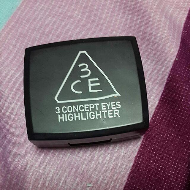 (含運)3CE 打亮粉