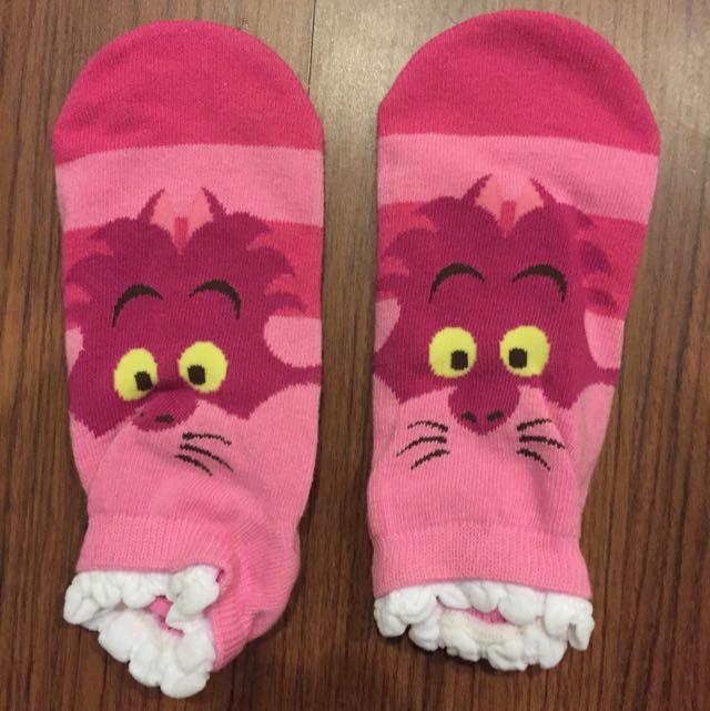 笑笑貓襪子