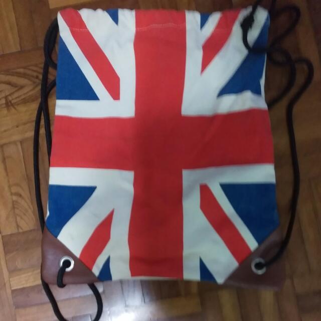英國國旗束口帶