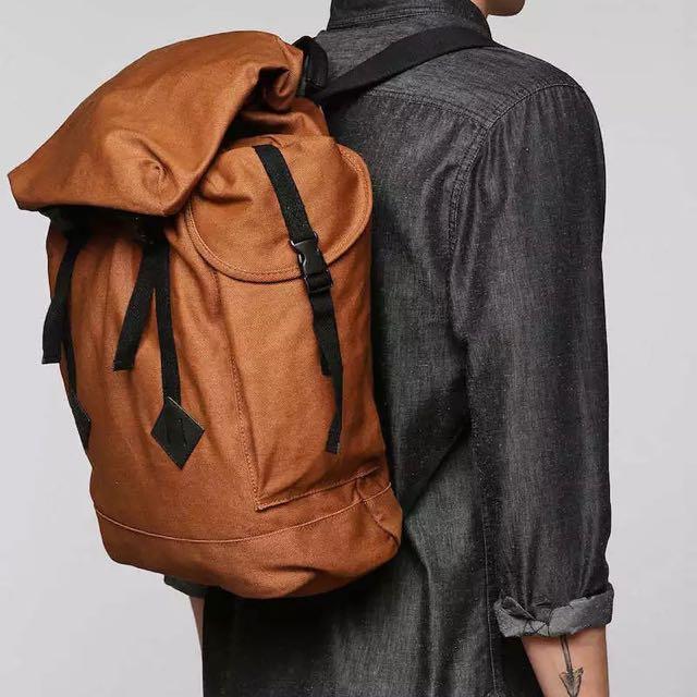 新款歐美高質量登上帆布袋 登山包 背包 旅遊必備