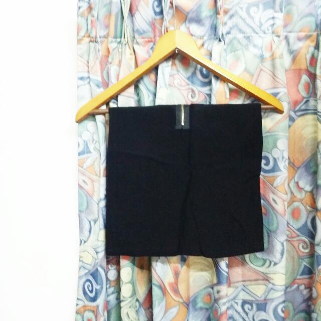 窄裙 彈性 裙子 黑色 拉鍊 背心 小可愛 zara mango 短褲 襯衫 古銅 復古 內搭