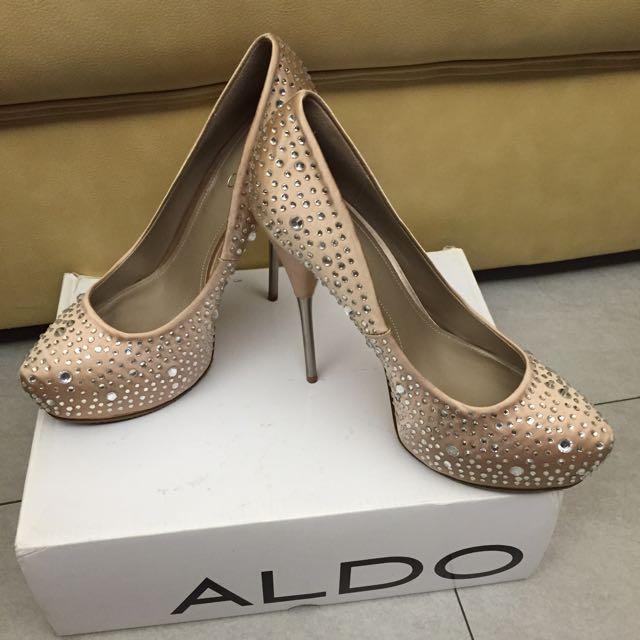 (特價)專櫃品牌ALDO超美高跟鞋