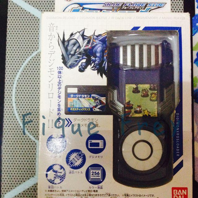 Digimon Digivice Xros Loader