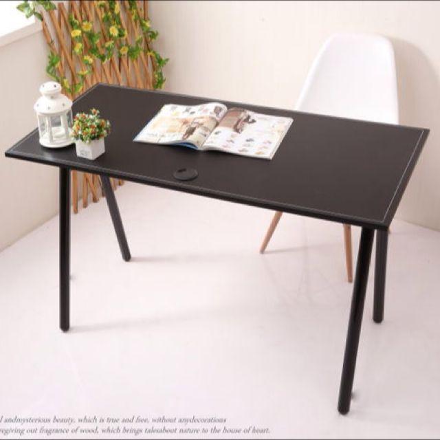 【JK】馬鞍120公分A字型工作桌--二色選擇
