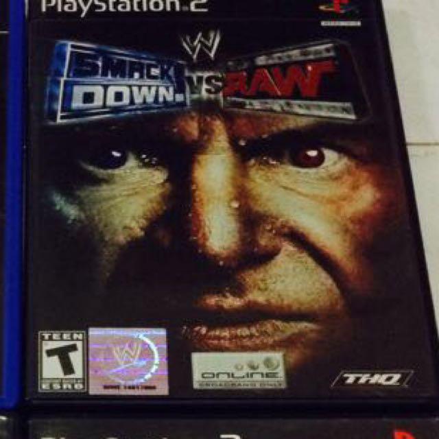 PS2 & PS 1 Games