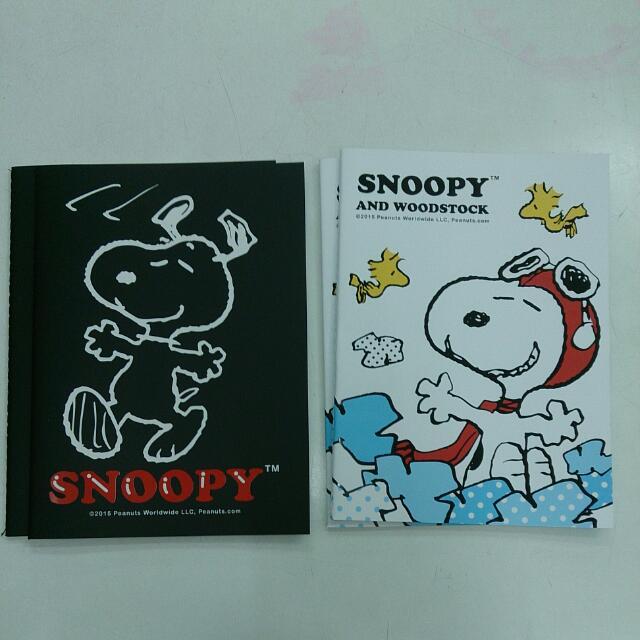 Snoopy25K筆記本