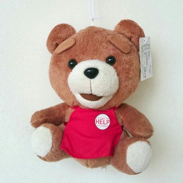 熊麻吉娃娃TedBear