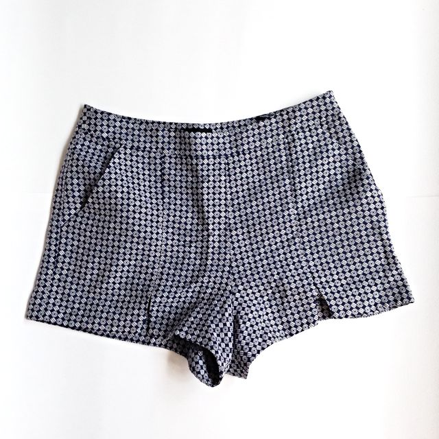 TOPSHOP Patterned Shorts