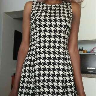 NWT Hounds tooth Dress