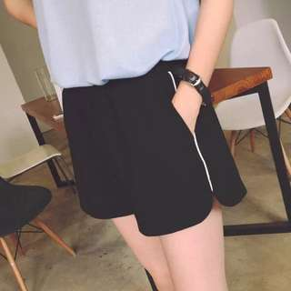 <PO> Chiffon Shorts