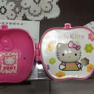 麥當勞hello Kitty