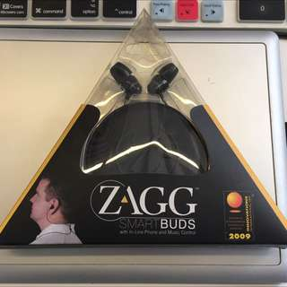 ZAGG SmartBuds With In-line Phone and Music Control