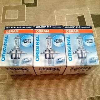 歐斯朗OSRAM H4大燈 12v 60/55w