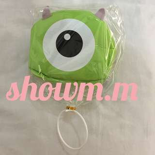 {Instock} Monster Inc Mike Tsum Tsum Pouch