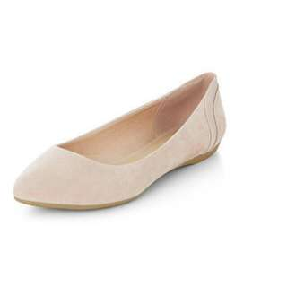 New look Flat, Nude, Sof Finish, Brand New, Size 36, $15