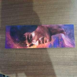 Bruce Lee Bookmarks