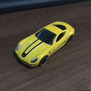 Hotwheels Ferrari 599 GTB