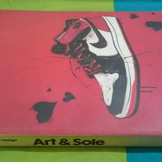 Art & Sole (Sneaker Art & Design)