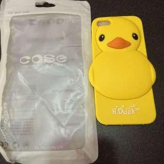 iPhone5/5s 鴨鴨手機殼
