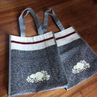 降價🎉全新-Roots購物袋