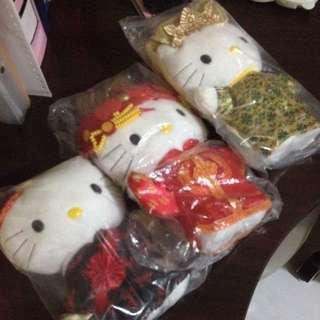 Hello Kitty Dolls Collection