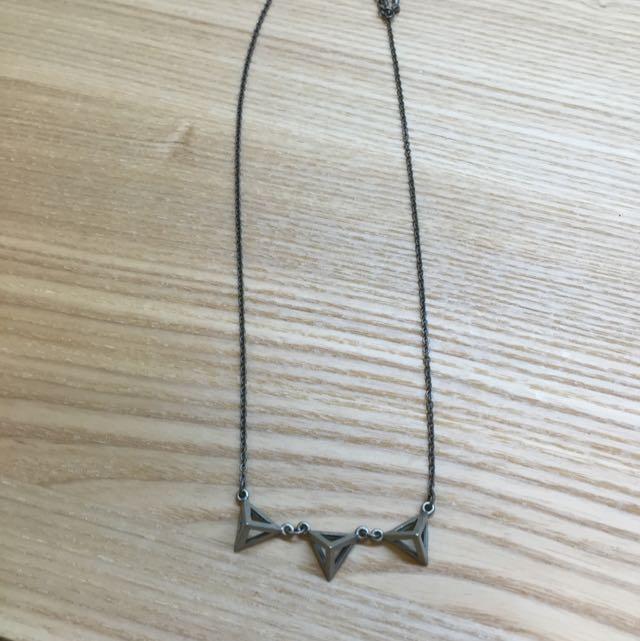 全新✨三角形項鍊